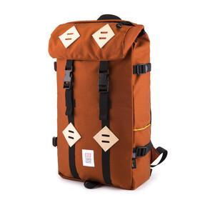 Topo Designs Klettersack Mochila, naranja